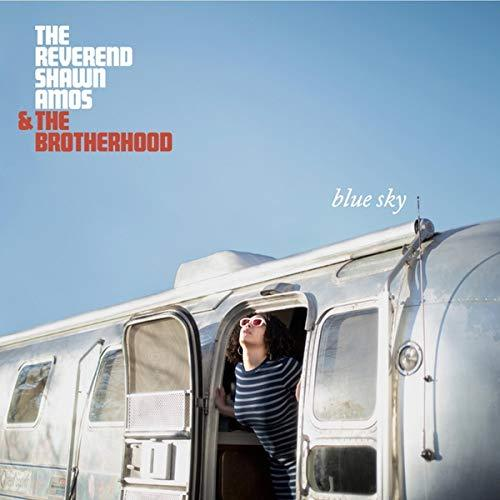 Reverend Shawn Amos, The - Blue Sky [LP] (import) - Urban Vinyl | Records, Headphones, and more.