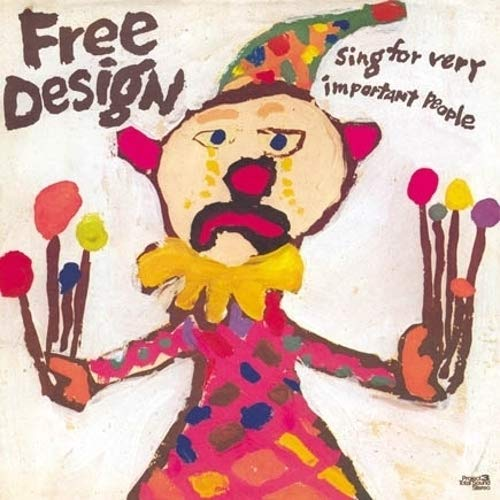 Free Design, The - Sing For Very Important People [LP] (Pink Splatter Vinyl)