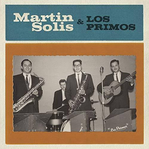 Martin Solis - Introducing Martin Solis and Los Primos [LP]  (Vinyl)