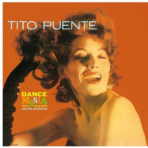 Tito Puente & His Orchestra - Dance Mania [2LP] (Orange Vinyl, import) - Urban Vinyl | Records, Headphones, and more.