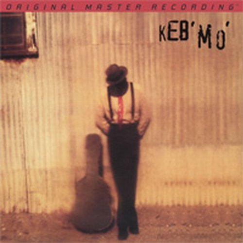Keb' Mo' - Keb' Mo' [LP] (180 Gram Audiophile Vinyl, limited/numbered) [NO EXPORT TO JAPAN] - Urban Vinyl | Records, Headphones, and more.