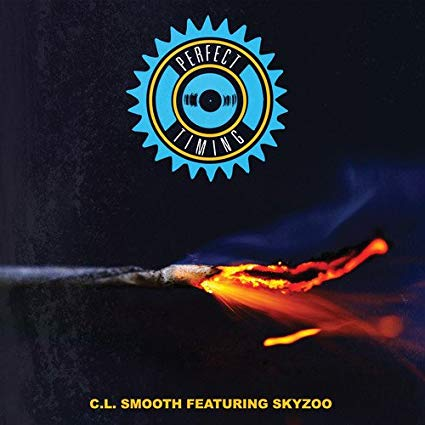 C.L. Smooth feat. Skyzoo - Perfect Timing b/w Instrumental (7'')