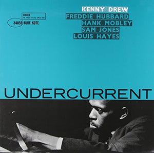 Kenny Drew - Undercurrent [LP] (180 Gram 33 RPM Audiophile Vinyl, gatefold) - Urban Vinyl Records