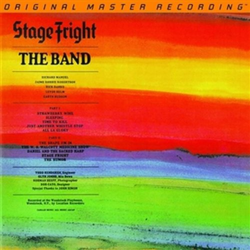 Band, The - Stage Fright [SACD] (Hybrid SACD, mini LP style packaging, limited/numbered) - Urban Vinyl Records