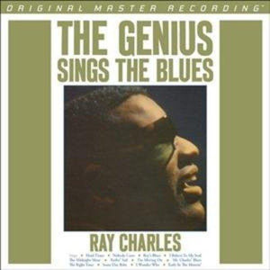 Ray Charles - The Genius Sings The Blues [LP] (180 Gram Audiophile Vinyl, limited/numbered)