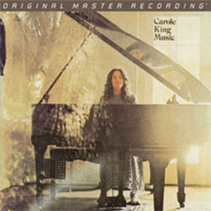 Carole King - Music [LP] (180 Gram Audiophile Vinyl, limited/numbered) [NO EXPORT TO JAPAN] - Urban Vinyl Records