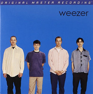 Weezer - Weezer (The Blue Album) [SACD] (Hybrid SACD, limited/numbered)
