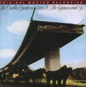 Doobie Brothers - The Captain And Me [SACD] (Hybrid SACD, mini LP style packaging, limited/numbered) - Urban Vinyl Records