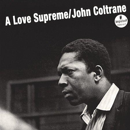 John Coltrane - A Love Supreme [LP] (180 Gram Vinyl) - Urban Vinyl | Records, Headphones, and more.