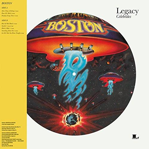 Boston - Boston Picture Vinyl - UrbanVinylStore