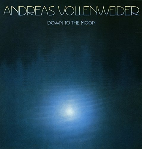 Andreas Vollenweider - Down To The Moon [LP] (import)