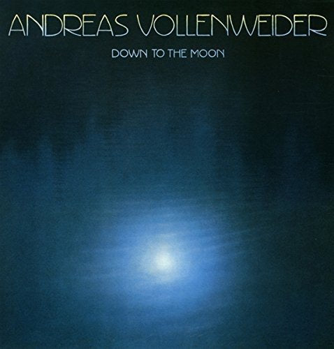 Andreas Vollenweider - Down To The Moon [LP] (import) - Urban Vinyl | Records, Headphones, and more.
