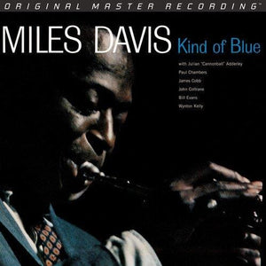 Miles Davis - Kind Of Blue [2LP Box] (180 Gram 45RPM Audiophile Vinyl, limited/hand-numbered) [NO EXPORT TO JAPAN]
