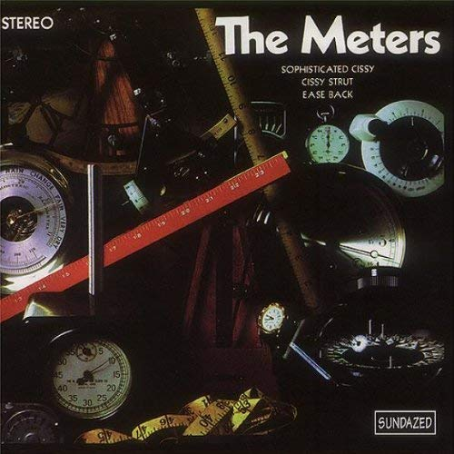 Meters - The Meters [LP] (180 Gram) - Urban Vinyl | Records, Headphones, and more.