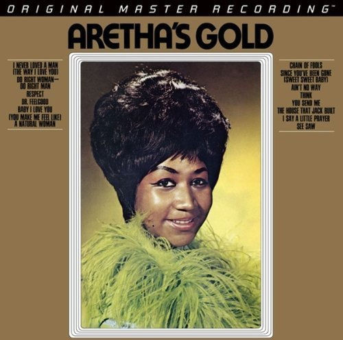 Aretha Franklin - Aretha's Gold [SACD] (Hybrid SACD, limited/numbered)