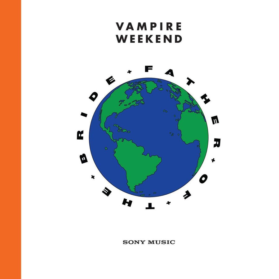 Vampire Weekend - Father Of The Bride [2LP] (embossed gatefold, 24x36'' poster) - Urban Vinyl Records