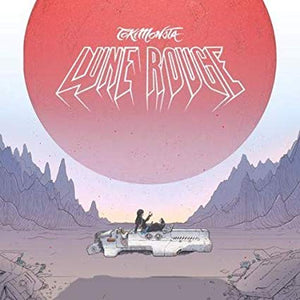 TOKiMONSTA - Lune Rouge (Red Vinyl LP)