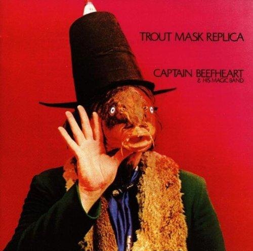 Captain Beefheart and His Magic Band - Trout Mask Replica [2LP] (180 Gram Black Remastered Vinyl) - Urban Vinyl | Records, Headphones, and more.
