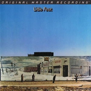 Little Feat - Little Feat [LP] (180 Gram Audiophile Vinyl, limited/numbered) - Urban Vinyl Records