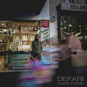 Defari - Rare Poise (CD)