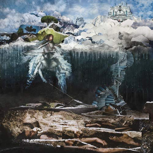 John Frusciante - The Empyrean [LP] (180 Gram, download, limited) - Urban Vinyl Records