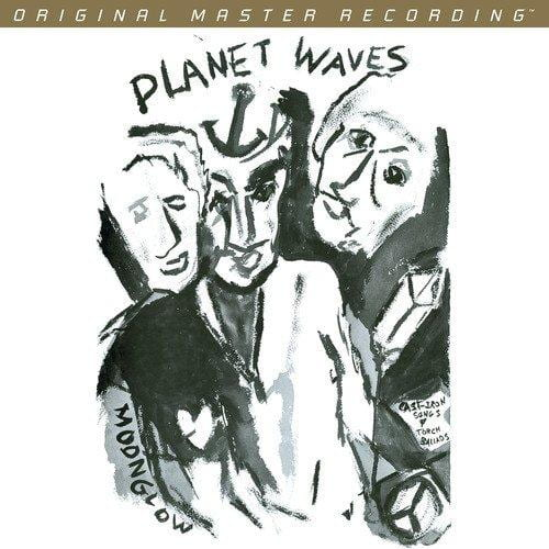 Bob Dylan - Planet Waves [LP] (180 Gram Audiophile Vinyl, limited/numbered)
