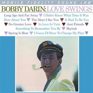 Bobby Darin - Love Swings [LP] (Audiophile Vinyl, limited/numbered) - Urban Vinyl Records