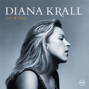 Diana Krall - Live In Paris [2LP] (180 Gram 45RPM Audiophile Vinyl, limited/numbered, gatefold, reissue)