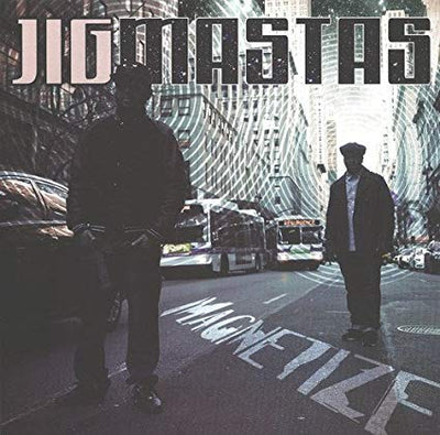 Jigmastas (DJ Spinna & Kriminul) - Magnetize (7'') (Vinyl) - Urban Vinyl | Records, Headphones, and more.