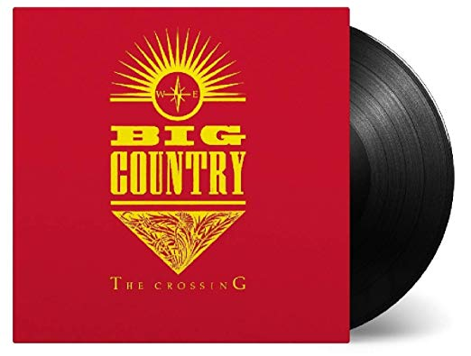 Big Country - The Crossing (Expanded Edition) [2LP] (180 Gram Black Audiophile Vinyl, insert with song lyrics and drawings, import)