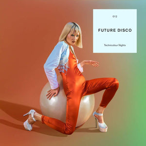 Various Artists - Future Disco 012: Technicolour Nights [2LP] (Pearl-Colored Vinyl)