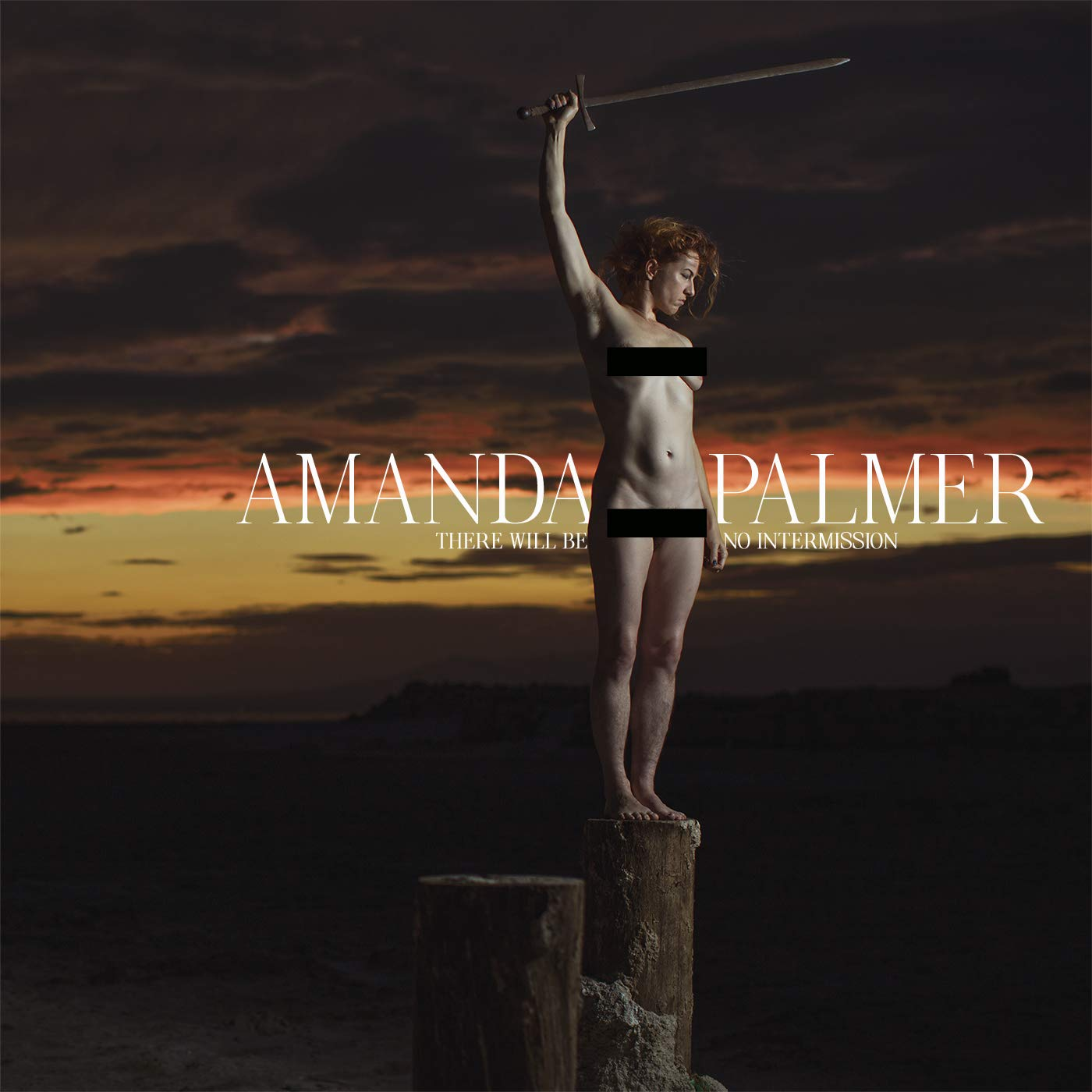 Amanda Palmer - There Will Be No Intermission [2LP] (Pink Vinyl, Breast Cancer charity release, limited to 500)