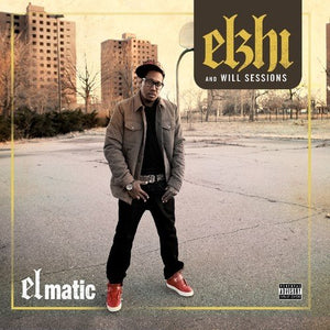 Elzhi (with Will Sessions) - Elmatic (CD)
