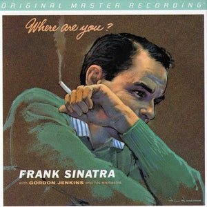 Frank Sinatra - Where Are You? [SACD] Hybrid Mono SACD