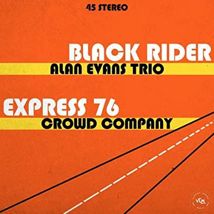 AE3 & Crowd Company - Express 76 & Black Rider [7''] - Urban Vinyl | Records, Headphones, and more.