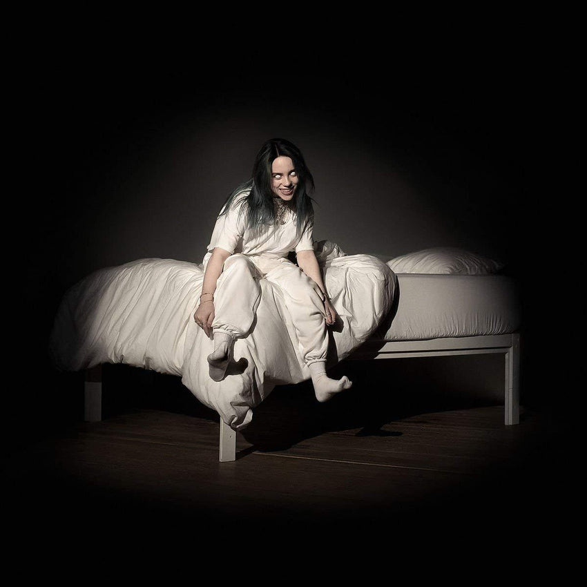 Billie Eilish - When We All Fall Asleep, Where Do We Go? [LP] (Pale Yellow Colored Vinyl) - Urban Vinyl Records