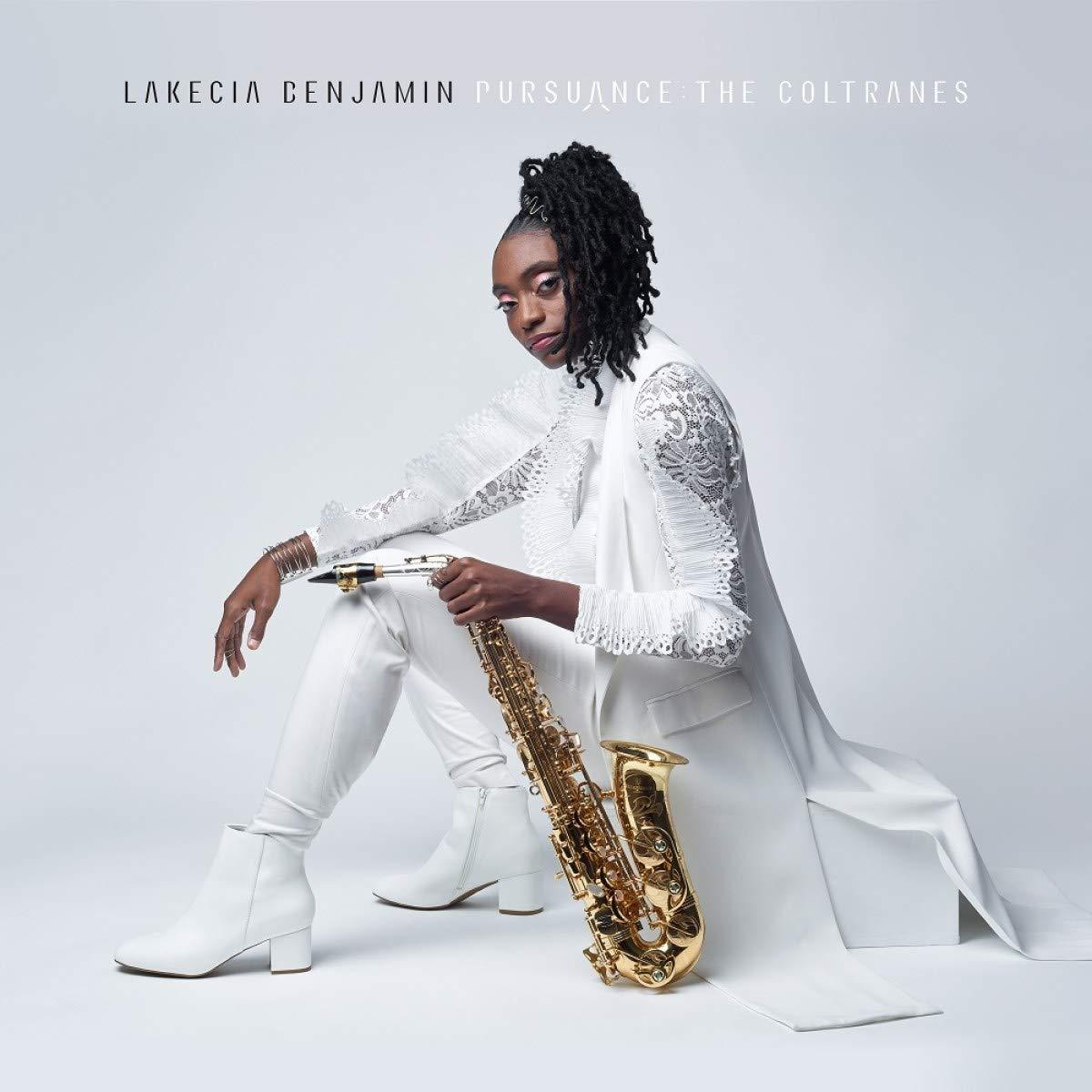 Lakecia Benjamin - Pursuance: The Coltranes (CD) - Urban Vinyl | Records, Headphones, and more.