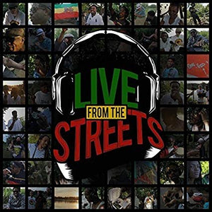 Mr. Green & ATR - Live From Parkside (LP)