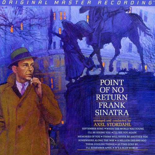 Frank Sinatra - Point Of No Return [SACD] (Hybrid SACD, limited/numbered)