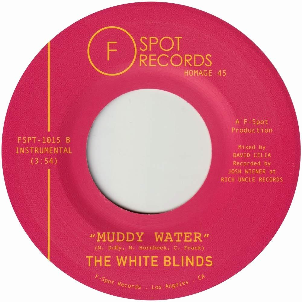 White Blinds, The - Brown Bag b/w Muddy Water [7''] - Urban Vinyl | Records, Headphones, and more.