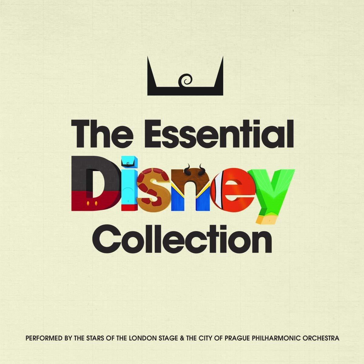 London Music Works & The City Of Prague Philharmonic Orchestra - Essential Disney Collection, tHE [2LP] - Urban Vinyl | Records, Headphones, and more.
