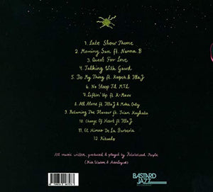 Potatohead People - Nick & Astro's Guide To The Galaxy (CD)