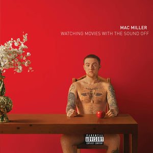 Mac Miller - Watching Movies With The Sound Off [LP] (Black Vinyl) - Urban Vinyl Records