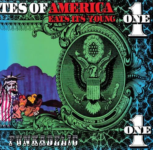 Funkadelic - America Eats Its Young [2LP] (Red & Green Vinyl, limited)