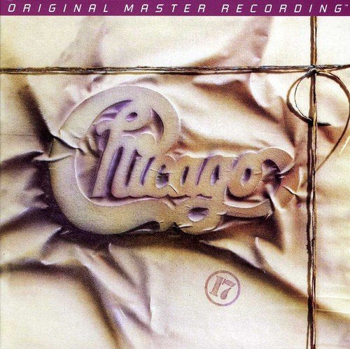 Chicago - 17 [CD] (Gold CD, mini LP style packaging, limited/numbered) - Urban Vinyl Records