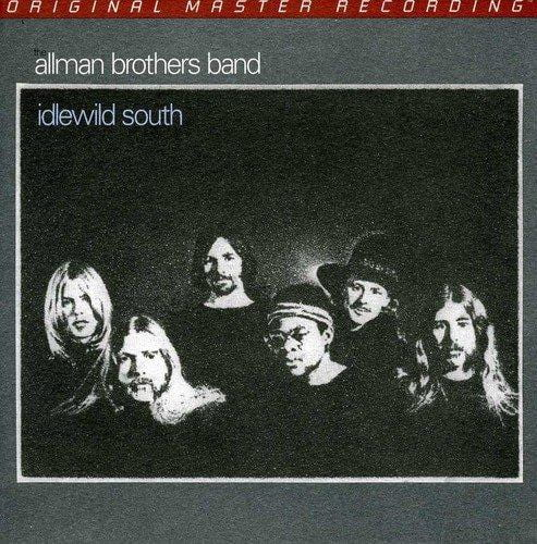 Allman Brothers Band, The - Idlewild South [CD] (Gold CD, mini LP style packaging, limited/numbered) - Urban Vinyl Records