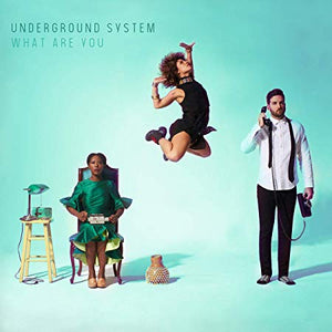 Underground System - What Are You (CD)