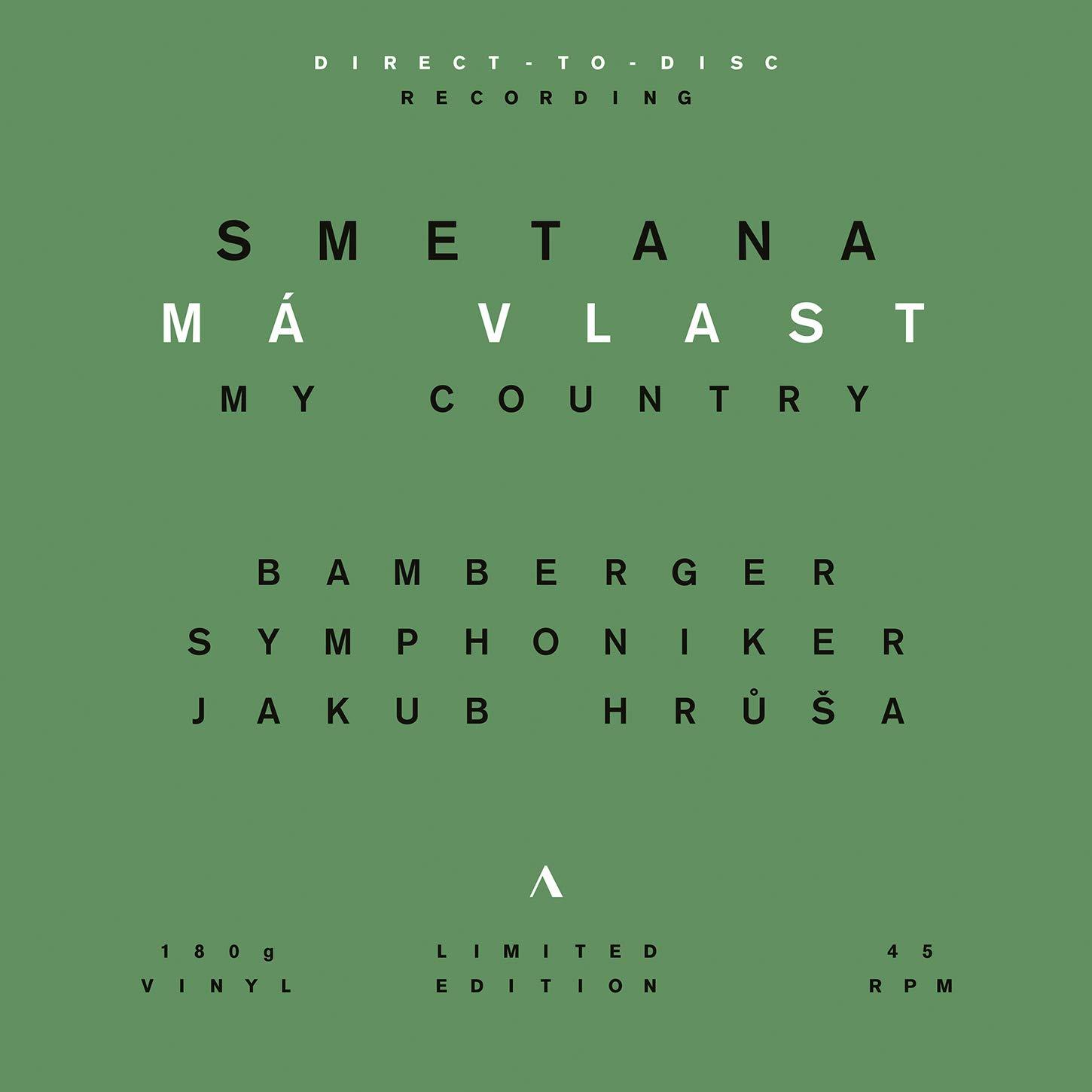 Bedrich Smetana - Smetana: Ma vlast (Bamberg Symphony) [3LP] - Urban Vinyl | Records, Headphones, and more.