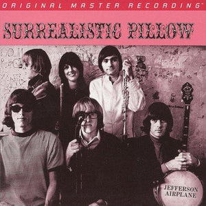 Jefferson Airplane - Surrealistic Pillow [2LP] 180 Gram 45RPM Mono 'Somebody To Love' and 'White Rabbit' - Urban Vinyl Records