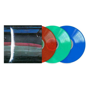 Paul McCartney & Wings - Wings Over America [3LP] (Red/Green/Blue Colored Vinyl)